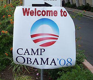 Camp obama sign compressed